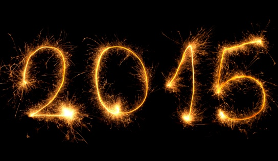 Cheers to 2015!