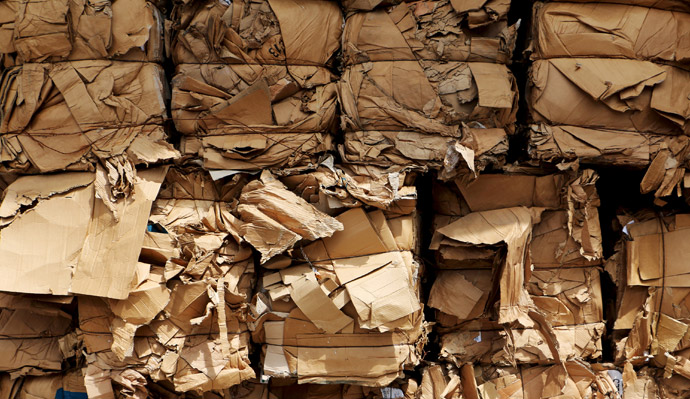 Recycling Cardboard: The Environmental Effects